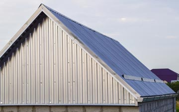 disadvantages of Enfield corrugated roofing