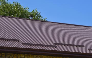 typical Enfield corrugated roof uses