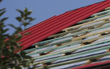 Enfield corrugated roofing costs